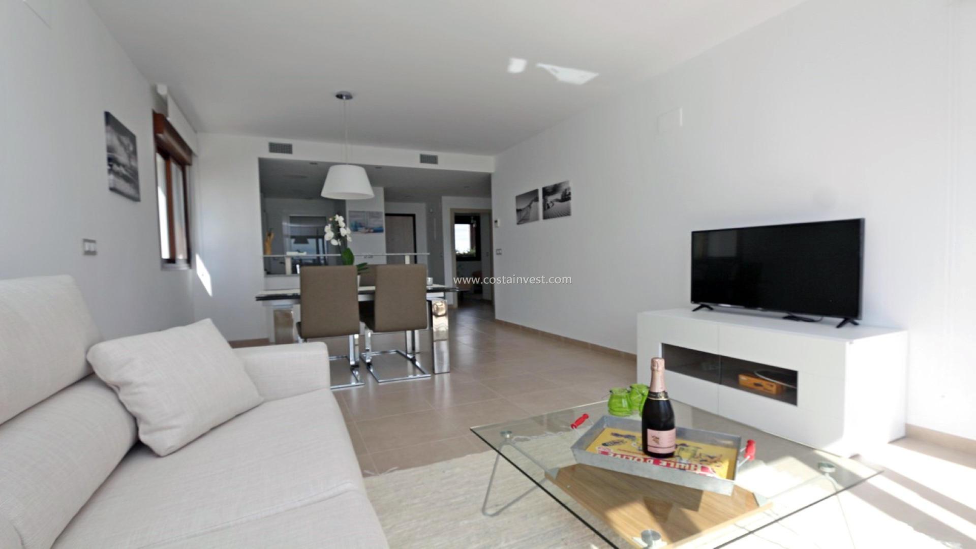 апартамент -                                       Orihuela Costa -                                       2 спальни -                                       4 человека