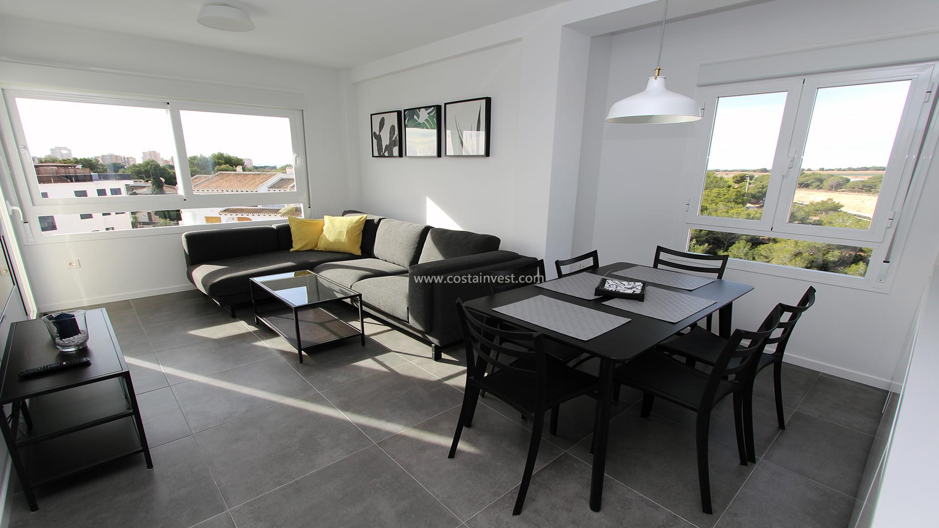 апартамент -                                       Orihuela Costa -                                       3 спальни -                                       5 человека