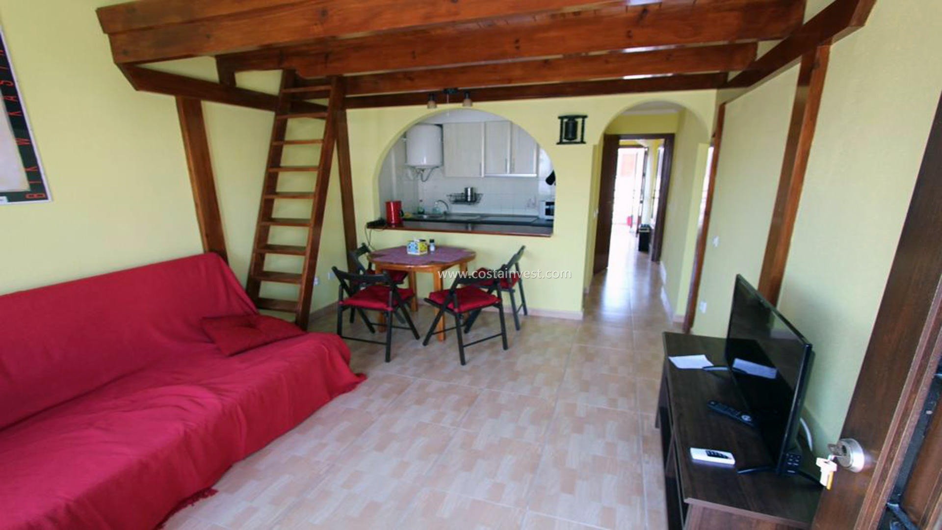 бунгало -                                       Torrevieja -                                       1 спальни -                                       2 человека