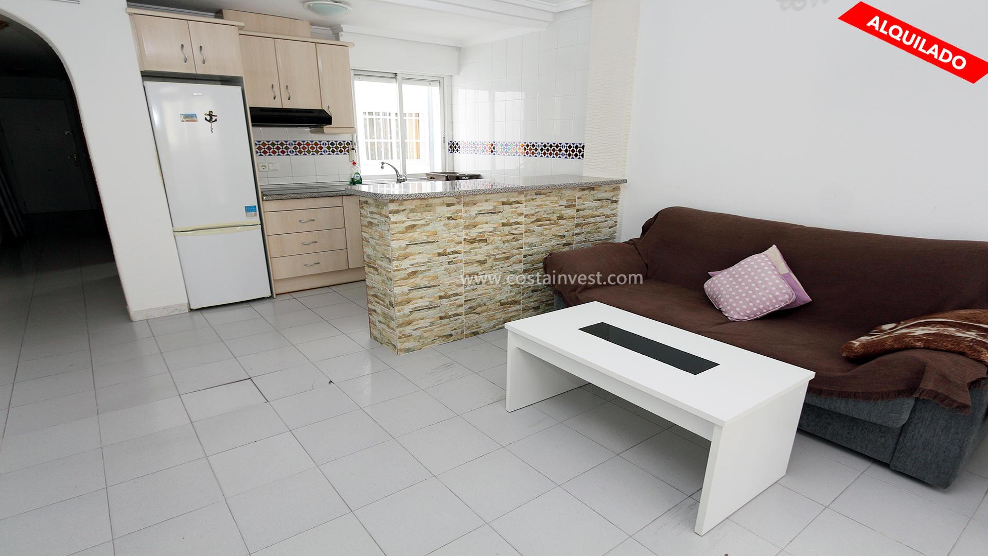 апартамент -                                       Torrevieja -                                       1 спальни -                                       4 человека