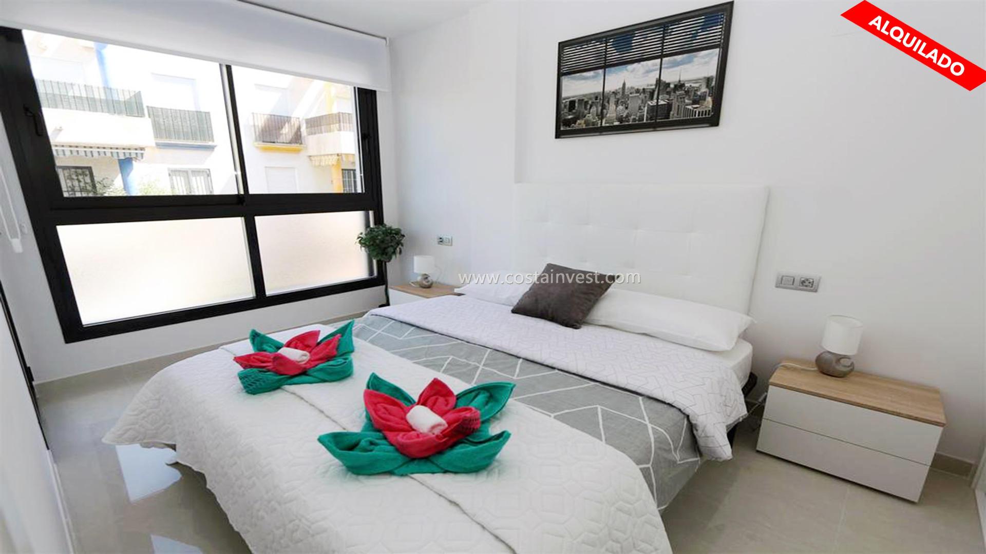 апартамент -                                       Torrevieja -                                       2 спальни -                                       4 человека