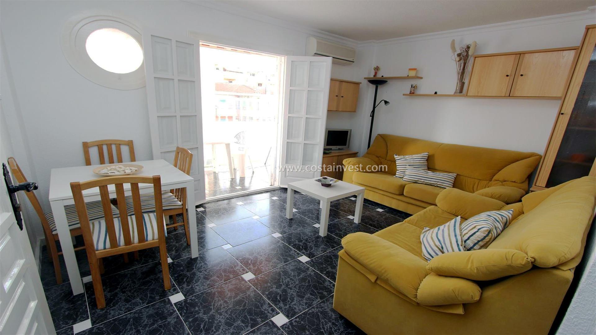 апартамент -                                       La Mata -                                       1 спальни -                                       2 человека