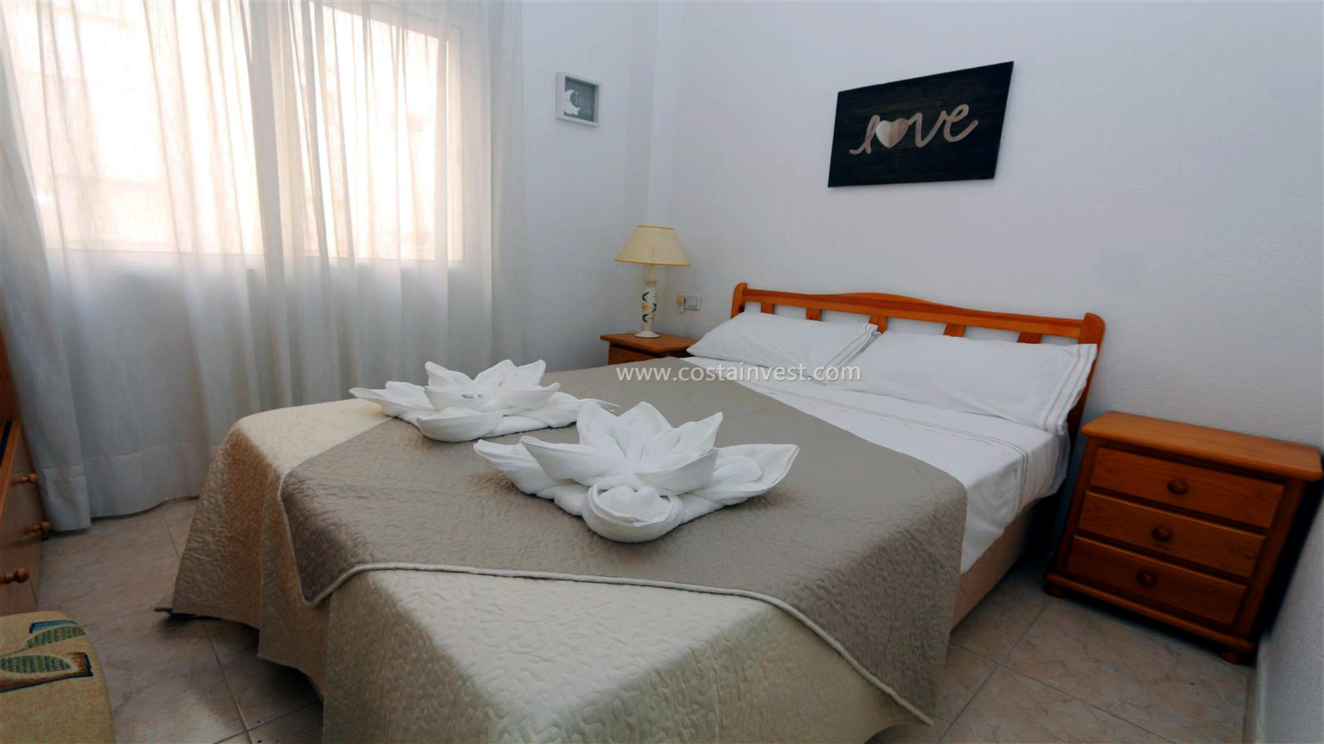 апартамент -                                       La Mata -                                       2 спальни -                                       4 человека